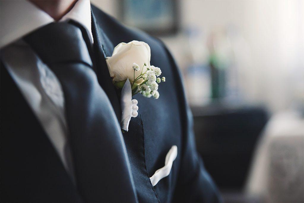 Anzug zur Hochzeit