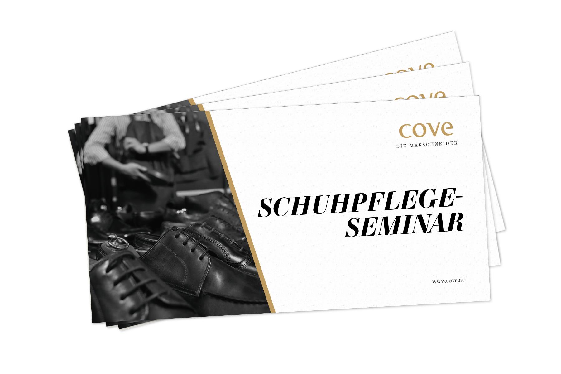 Schuhpflege Seminar