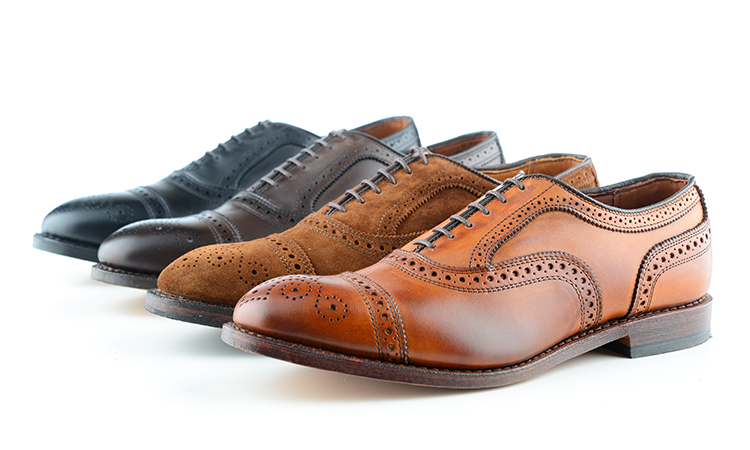 Farbvarianten Oxford Full Brogue