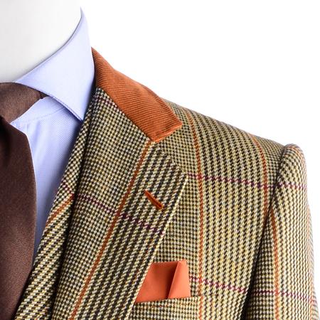 Britsich Sakko Tweed