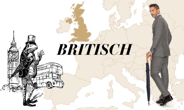 Schneidertradition britisch