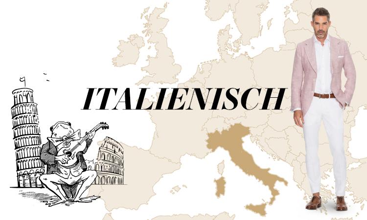 Schneidertradition italienisch