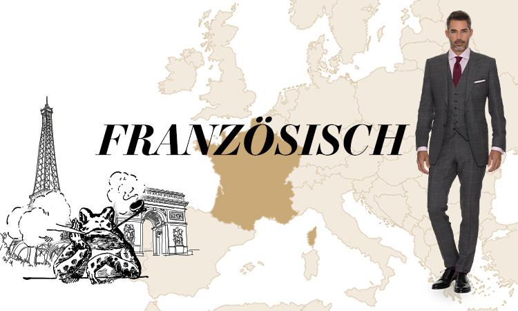 Schneidertradition französisch