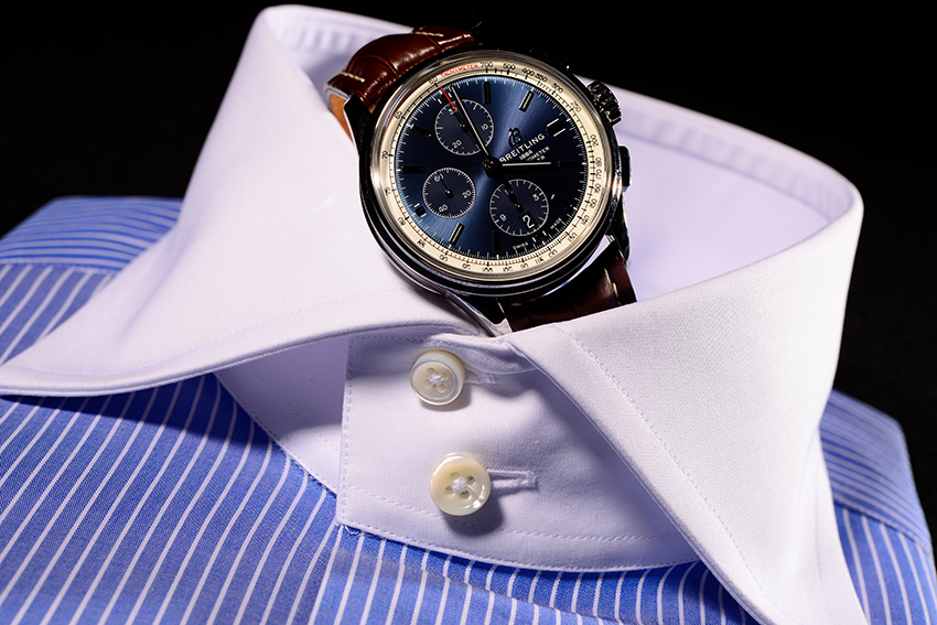 Breitling Business Uhr