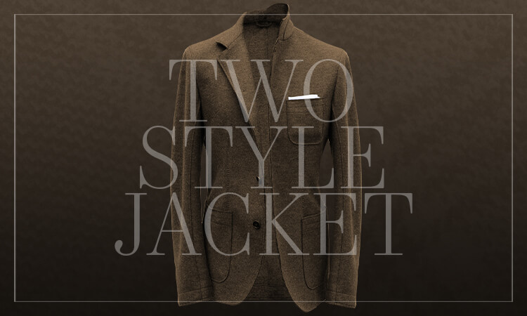 two style jacket