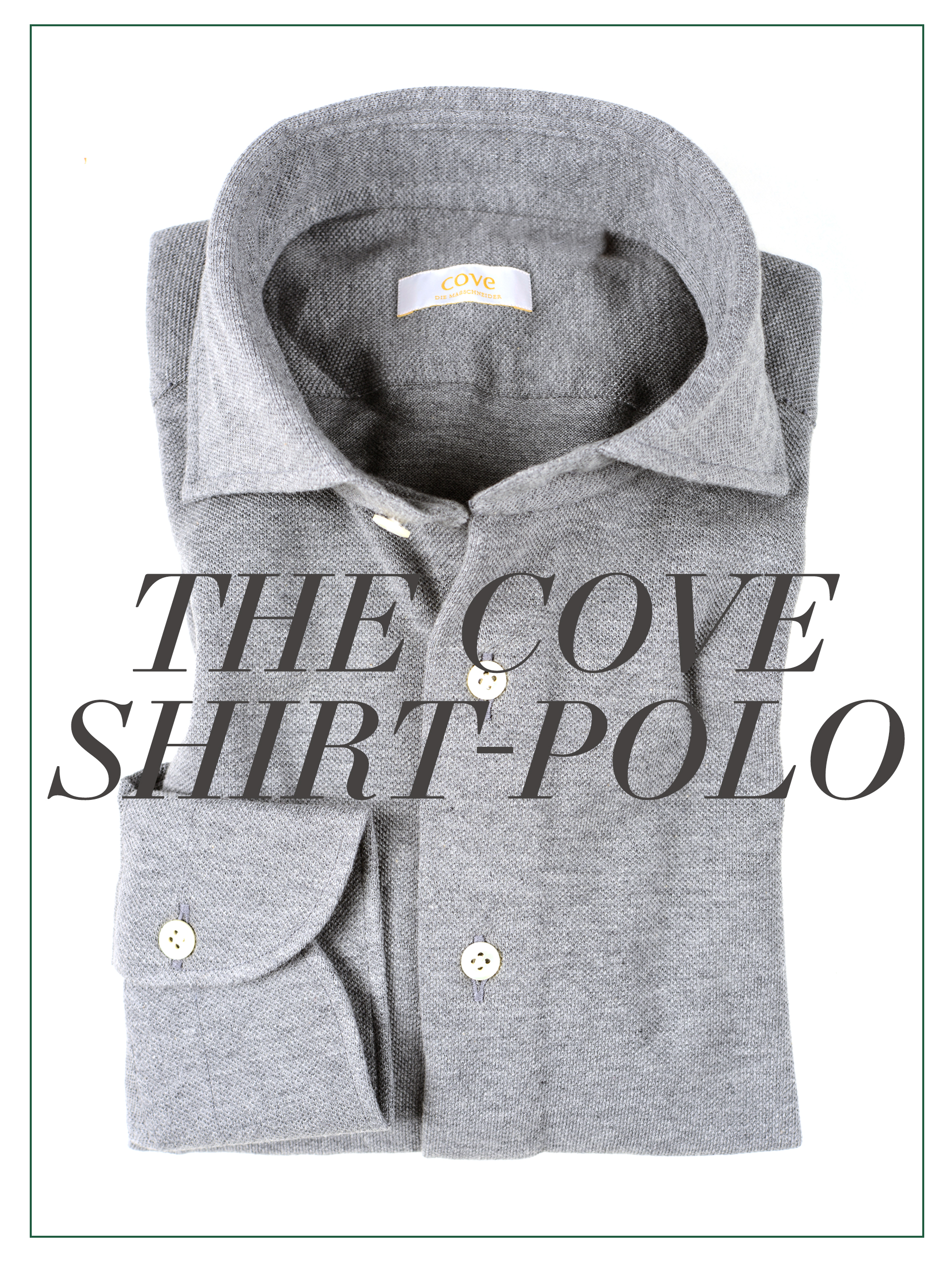 Das Cove Shirt-Polo