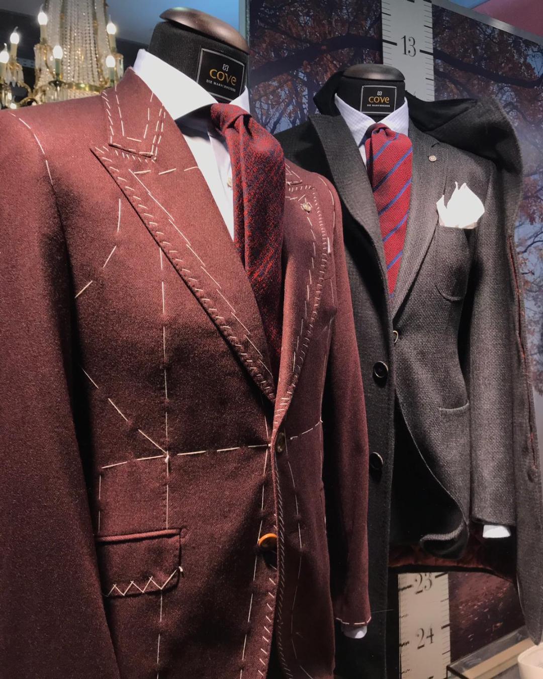 Grau & Rot