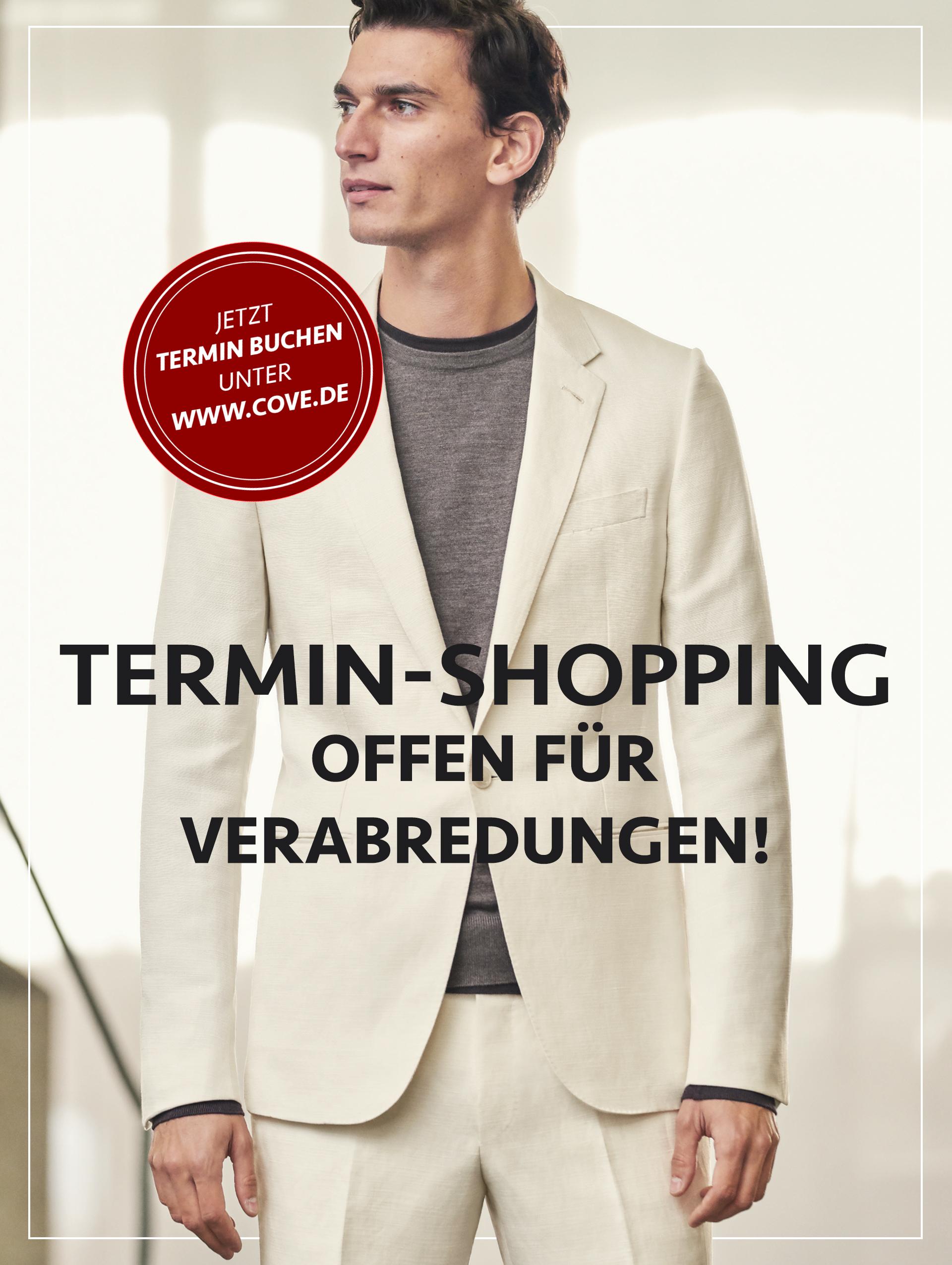 Click & Meet - Termin-Shopping